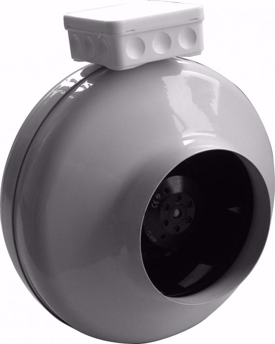 Kanalventilatorer - VKA/VKAS