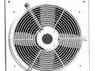 Aksial Ventilator - DLV
